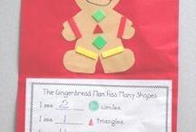 Kindergarten - December / by Paula Miller