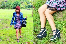 Style and Soul: Outfits / by Melai Entuna