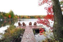 Lake loving / by Lauren Allen Call