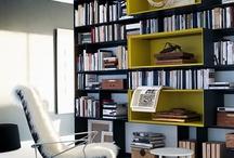 | bookcase | shelves | / by shlomi biton Interior design