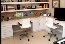 desk ideas / by Britt Hilgers