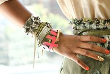 Trend: Over-accessorizing  / by Sun Bands