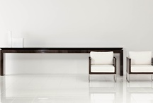 CONSOLE TABLES / by Design
