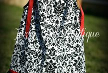 Pillow case dresses / by Jennifer Watkins