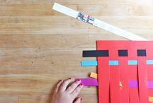 Kid crafts / by mandimadeit