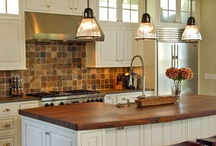 kitchen remodel / by Becky Hormuth