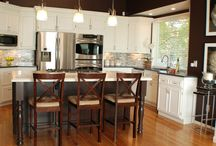 KITCHEN Remodeling Ideas / by Cathy Tricase