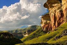 Africa / by Helen Galt