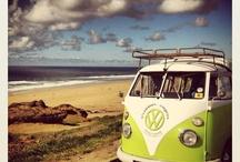 Caravan, Campervan + other mobile homes. / by Red Parka