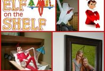 Elf on the shelf ideas / by Sophie Sheppard