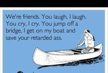 Funny stuff / by Kristin Davis