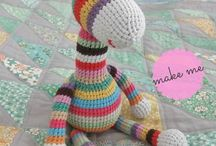 Yay for crochet! / by Summer Mink