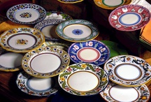 COLLECTIONS | italian pottery / by Joanne D'Amico