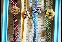 Lanyards / by Cynthia Schoettle-Bland