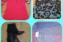 Mere's wardrobe  / by Kelly Kemper
