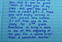End of the School Year / by Sheyna Jensen