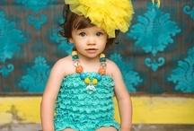 Oh So Fancy Little Girl Stuff! / by Emily Kerr