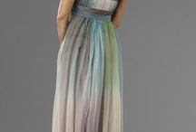 Ombre Wedding Dresses / Inspiration and Ideas for Wedding Dresses with Ombre Color / by Avail & Company / Avail Couture