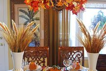 Fall Decorating / by Kyley Cole