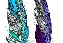 Tattoos yo.  / by Lizzie Packer