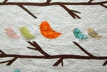 Bird Quilts / by Patricia Belyea
