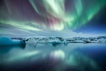 Northern lights / by Nikki Abernethy