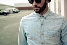men fashion / by Amir Ashour