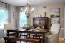 Dinning room / by Heather Larson