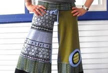 Patchwork clothing / by Accidentally Angela