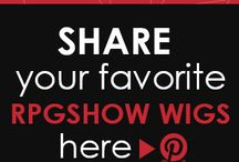 Share your favorite RPGSHOW wigs here! / Share your favorite wigs that come from Rpgshow.com or Rpgshow wig reviews on Facebook and Youtube. Pls no spam. Invite more friends, and pin as much as you like.  / by RPGSHOW Lace Wigs