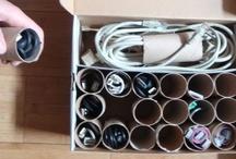 Organizing aaaaallll my junk :) / by Ashli Budahl