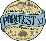 PorcFest / The Porcupine Freedom Festival (PorcFest) is the flagship annual event of the Free State Project. It is a week-long celebration of liberty at Roger's Campground in Northern New Hampshire. / by Free State Project