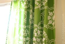 Window treatments / pretty self explanatory! :-) / by Kimberly JH