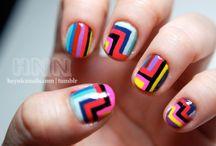 Hair & Nails / by Christina Brown