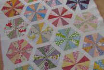 baby quilt ideas / by Virginia Worden