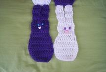 holiday crochet / by Marinda