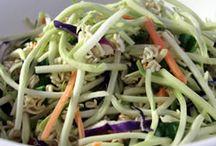 Food~Salads / by Tamera Sarkozi