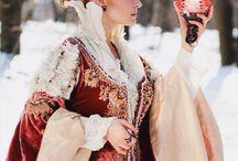 Costumery / by Tara Byakko