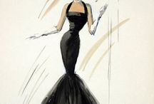 Edith Head / Costume design / by Elizabeth Baker