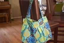 SEW BAGS / by Stacy Farrar