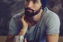 Moustaches ı Men / Brindamos por la salud del hombre Cheers!! / by maximum by taninotanino ® vino / wine