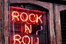 """""""ROCK AND ROLL"""".... / by Mark Maszk"""
