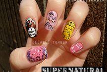 nails / by Kasara D