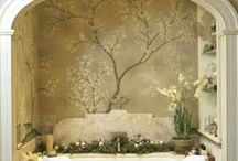 Bathroom Designs / by Donna Thomas