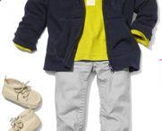 Baby Boy Fashion / by Stephanie Solis