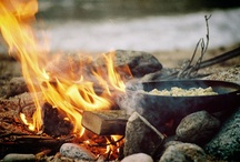 Camping! / Some ideas from the pros! / by Judith Karen