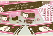 Birthday Party Ideas / by Christina Atanowsky Brown