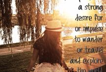 Travel Quotes / by Megan Thurman