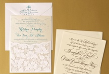 Invitations / by New Orleans Bride Magazine