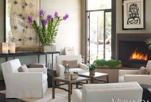 Decor--Sitting Area / by Emily